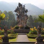 Botanische tuin op Bali