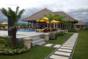 Large viila on Bali for rent