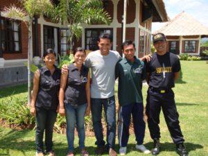 Villa met personeel op Bali huren