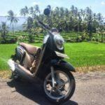 Scooter huren op Bali