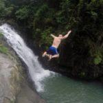Klif springen op Bali
