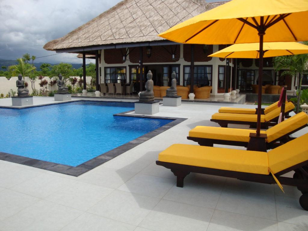 Woning in het noorden van Bali huren