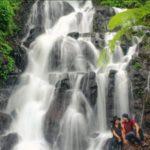 Watervallen op Bali