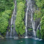 Trip naar watervallen boeken