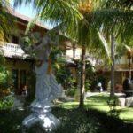 Beelden tuin Bali
