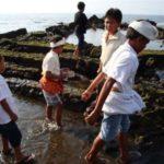 Jongeren op Bali