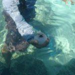 Snorkel gids op Bali