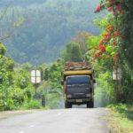 Transport op Bali