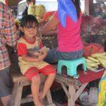 Lokale markt Seririt