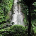 Waterval op Bali