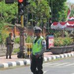 Politie op Bali