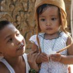 Kinderen op Bali