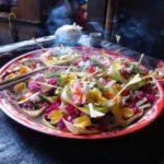 Balinese lokale markt