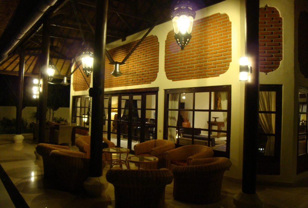 Bungalow 8 personen huren op Bali