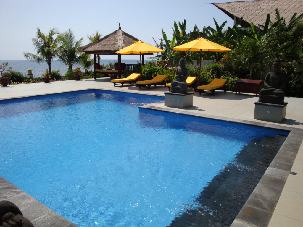 Villa on Bali with private pool