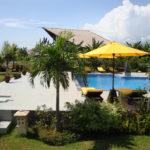 Vakantiehuis met grote tuin en zwembad op Bali huren