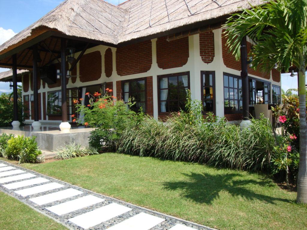 Huis met personeel huren op Bali