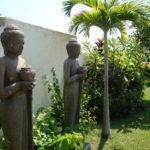 Woning met omheinde tuin op Bali huren
