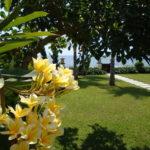 Huis aan zee met tuin huren op Bali