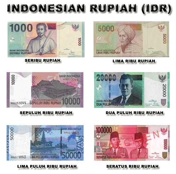 Indonesische Roepia