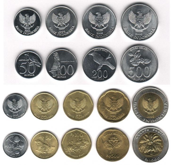 indonesische munten