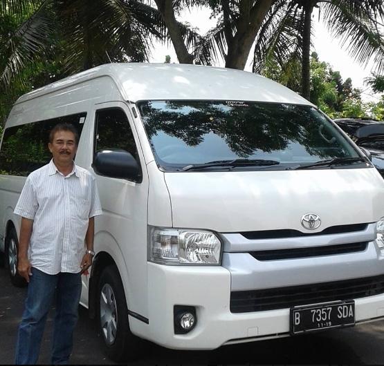 Prive chauffeur op Bali